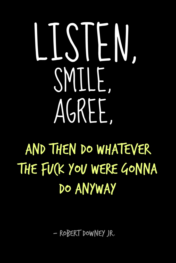 listensmileagree